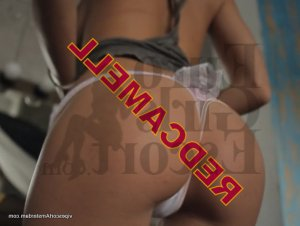 Mediha erotic massage in Groves